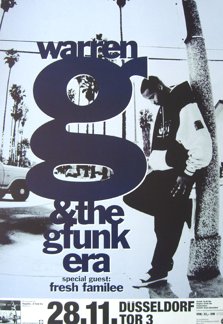 Warren G - Game Don't Wait Remix