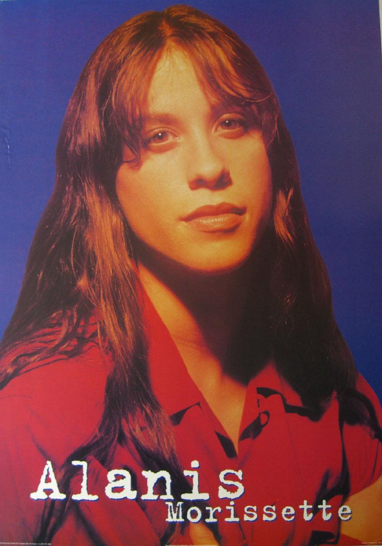Alanis Morissette 1998...