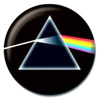 Pink Floyd Dark Side Of The Moon BADGE